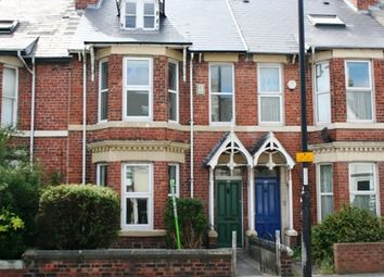 Thumbnail 5 bed terraced house to rent in (Copy Of) Heaton Park Road, Heaton, Newcastle Upon Tyne