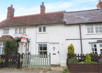 Thumbnail 2 bed terraced house for sale in Cotton End Road, Wilstead, Bedford