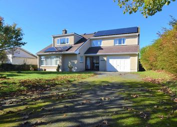 Thumbnail 4 bed detached house for sale in Park View, Tiers Cross, Haverfordwest
