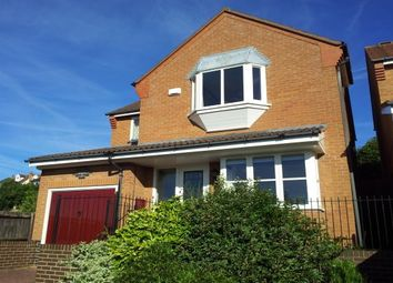 Thumbnail 4 bed detached house to rent in Poplar Close, Nottingham