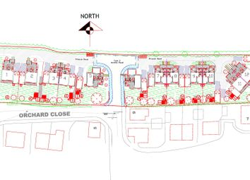Thumbnail Land for sale in The Lane, Briston, Melton Constable