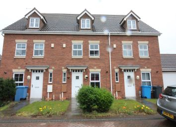 Thumbnail 3 bed terraced house for sale in Rivelin Park, Kingswood, Hull