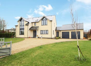 Thumbnail 4 bed detached house for sale in Chapel Lane, Churcham, Gloucestershire
