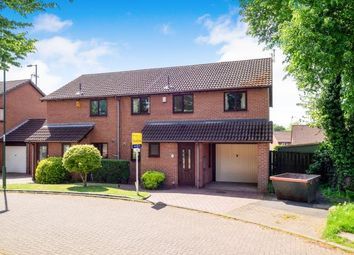 Thumbnail 4 bed end terrace house for sale in Rock Court, Basford, Nottingham