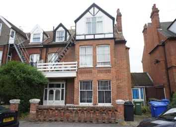 Thumbnail 2 bed flat to rent in Lyndhurst Road, Lowestoft