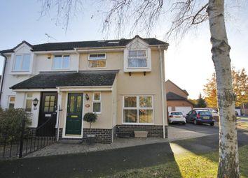 Thumbnail 4 bed semi-detached house for sale in Brigantine Road, Warsash, Southampton