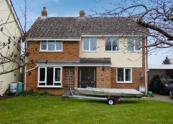 Thumbnail 4 bed detached house for sale in Peacocks Close, Cavendish, Sudbury, Suffolk