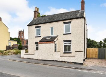 Thumbnail 3 bed detached house for sale in Meadow Lane, Newhall, Swadlincote