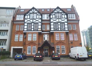Thumbnail 1 bed flat to rent in Park Lane, Croydon, Surrey