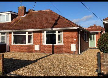 Thumbnail 3 bed semi-detached bungalow for sale in St Michaels Road, Totton, Southampton