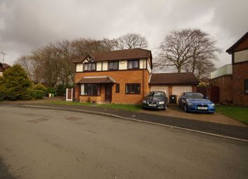 Thumbnail 4 bedroom detached house to rent in Avonhead Close, Horwich, Bolton