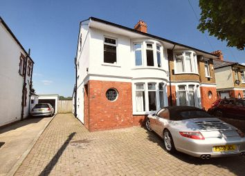 Thumbnail 5 bed semi-detached house for sale in Ash Grove, Whitchurch, Cardiff.