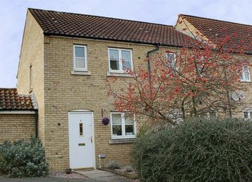 Thumbnail 2 bedroom end terrace house for sale in Medlar Lane, Lower Cambourne, Cambourne, Cambridge