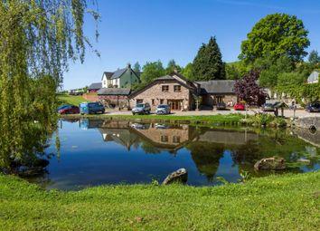 Thumbnail 5 bed barn conversion for sale in Rich Hill Farm, Treherbert Road, Llansoar, Newport