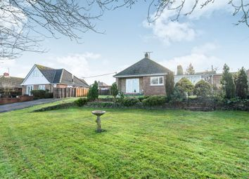 Thumbnail 3 bed detached bungalow for sale in Biddesden Lane, Ludgershall, Andover