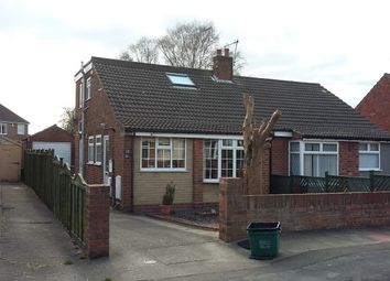 Thumbnail 1 bed flat to rent in Manor Park Road, York