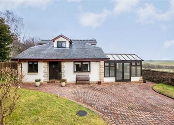 Thumbnail 3 bed detached house for sale in Carmunnock Road, Busby, Glasgow