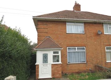 Thumbnail 3 bed terraced house to rent in Harvington Road, Selly Oak, Birmingham