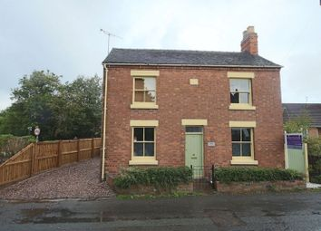 Thumbnail 3 bedroom detached house for sale in Salisbury Road, Market Drayton