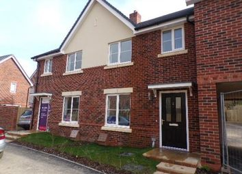 Thumbnail 3 bed terraced house for sale in Liphook, Hampshire