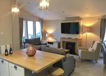 Thumbnail 3 bed lodge for sale in Borth