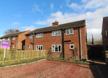 Thumbnail 3 bed semi-detached house for sale in Mayfields, Kinnerley, Oswestry