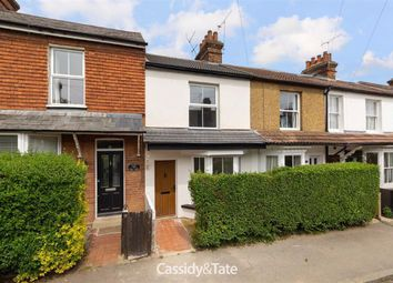 Thumbnail 2 bed terraced house for sale in Camp View Road, St Albans, Hertfordshire