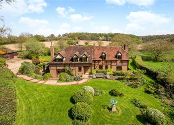 Thumbnail 5 bed detached house for sale in Hyde Heath, Amersham, Buckinghamshire