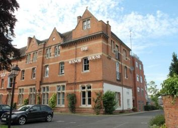 Thumbnail 2 bed flat to rent in Avenue Road, Leamington Spa
