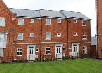 Thumbnail 4 bed terraced house for sale in Vaughan Williams Way, Redhouse, Swindon