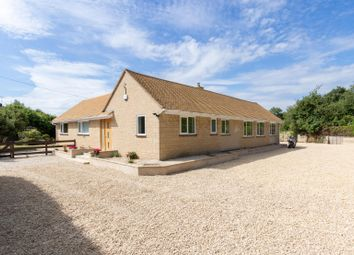 Thumbnail 4 bed bungalow for sale in Mill Lane, Somerford Keynes, Cirencester, Gloucestershire