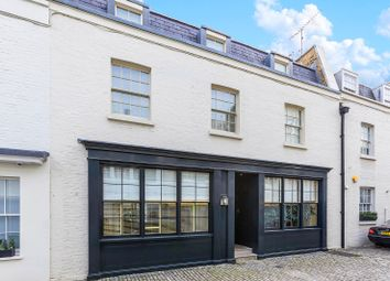 Thumbnail 5 bed mews house for sale in Lyall Mews, Belgravia