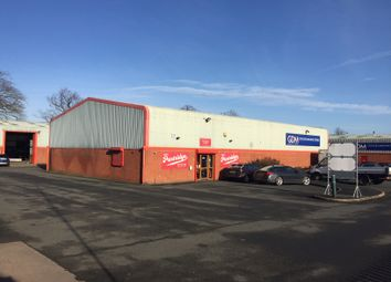 Thumbnail Industrial to let in Power Station Road, Rugeley