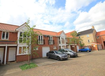 Thumbnail 3 bedroom town house to rent in Fellowes Plain, Norwich