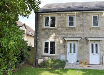 Thumbnail 3 bed semi-detached house for sale in Hallatrow Road, Paulton, Bristol