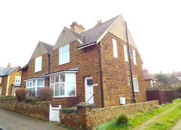 Thumbnail 3 bedroom semi-detached house for sale in Hunstanton, Kings Lynn, Norfolk