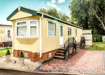 Thumbnail 1 bed mobile/park home for sale in Heath Park, Coven Heath, Wolverhampton