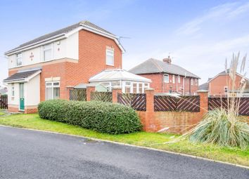 Thumbnail 3 bed detached house for sale in High Brook Fall, Lofthouse, Wakefield