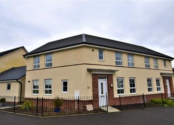 Thumbnail 3 bed semi-detached house for sale in Rhodfa Bryn Rhydd, Talbot Green, Pontyclun