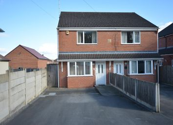 Thumbnail 2 bed semi-detached house to rent in Greenway, Wingerworth, Chesterfield