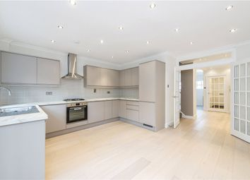 Thumbnail 4 bedroom terraced house to rent in Holland Villas Road, London