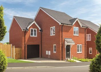 "Thumbnail 3 bedroom semi-detached house for sale in ""The Newport"" at Bury Water Lane, Newport, Saffron Walden"