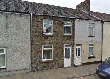Thumbnail 2 bed terraced house to rent in Cardiff Road, Treforest, Pontypridd