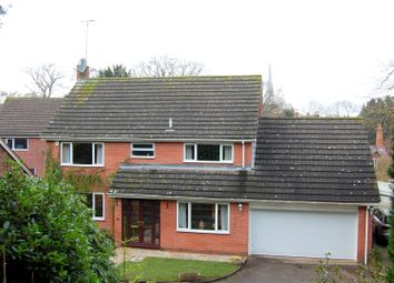 Thumbnail 4 bed detached house for sale in The Village, Walton, Stafford