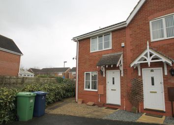 Thumbnail 2 bedroom semi-detached house to rent in Vine Way, Stonehills, Tewkesbury