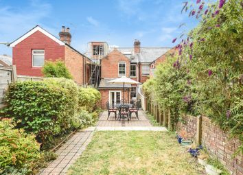 Thumbnail 4 bed terraced house to rent in Fairfield Road, Winchester