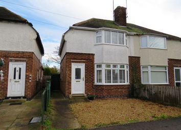 Thumbnail 2 bed semi-detached house for sale in Hannam Boulevard, Spalding