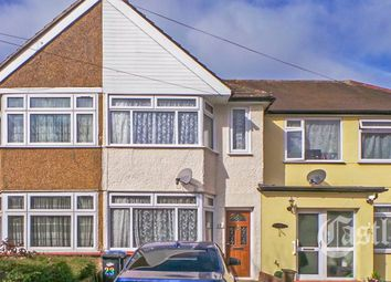 Thumbnail 2 bed terraced house for sale in Coniston Gardens, Edmonton