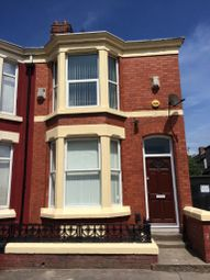 Thumbnail 6 bed shared accommodation to rent in Connaught Road, Liverpool