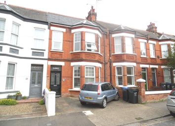 Thumbnail 4 bed terraced house to rent in Warwick Road, Cliftonville, Margate